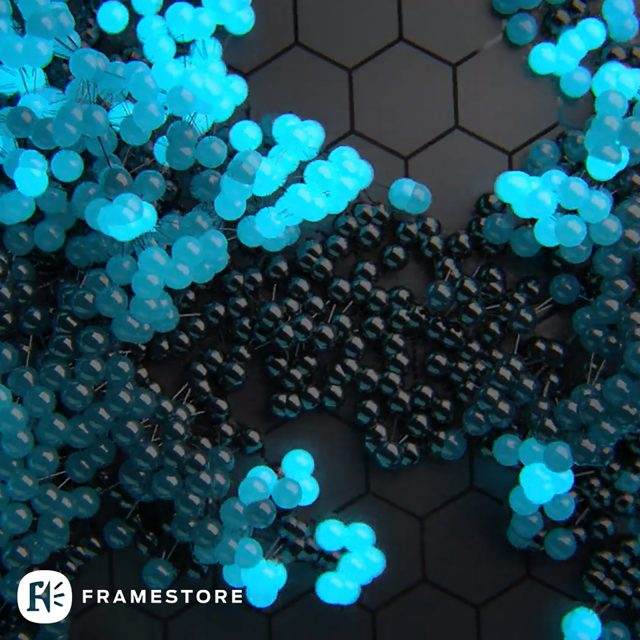Created In Motion Design Framestore