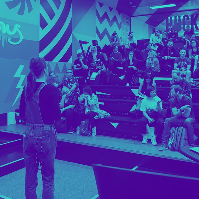Created In Motion Design Live event