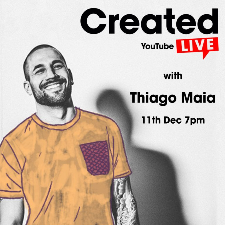 Thiago Maia Youtube Live - Created