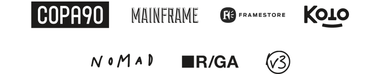 Created Industry logos