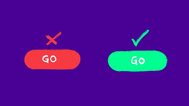 What is UI design? CTA Button example