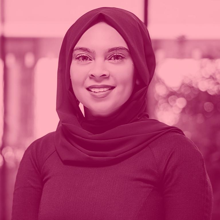 headshot of Rabeea Wajeeah