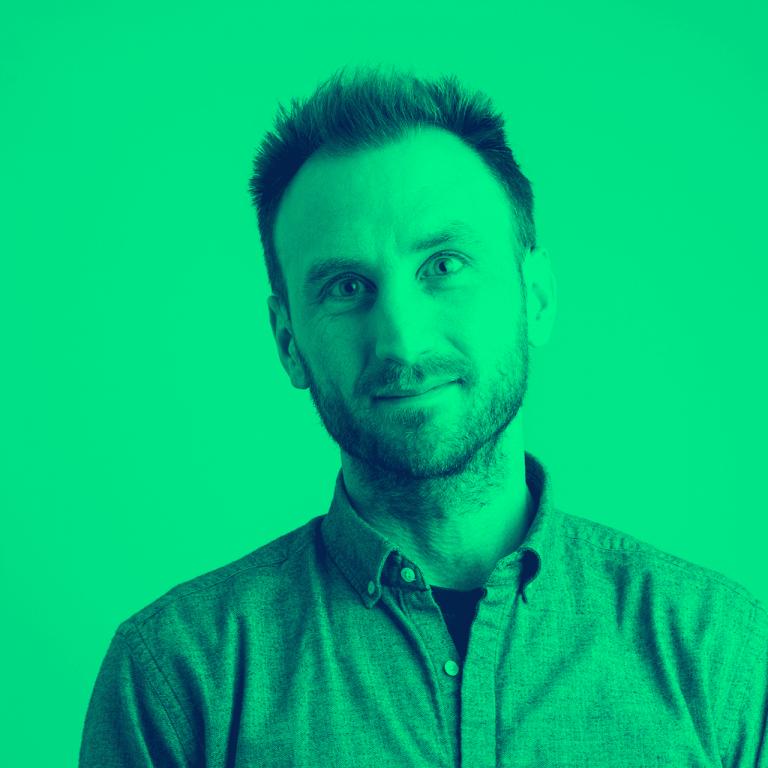 Dom Davenport, CEO of Created